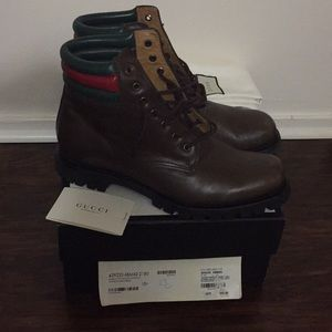 Gucci boots Mens